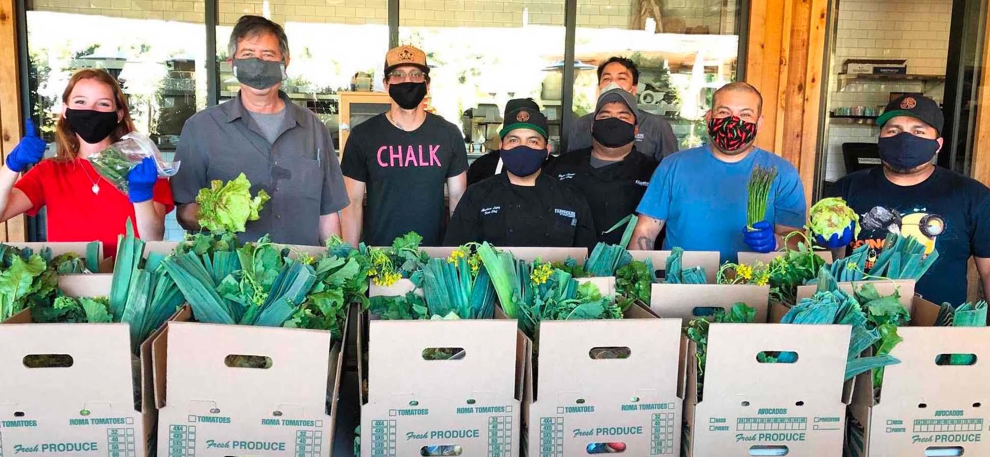 Farmers Market Produce Box $60